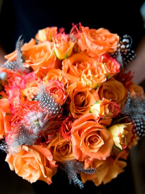 fall wedding bouquets inspirations events