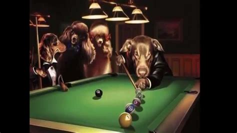 imagenes de animales jugando poker perros jugando poker cassius marcellus coolidge youtube