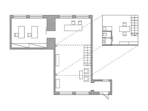 Auto Shop Floor Plans galeria de oficina poszetka amp showroom grzegorz layer 11