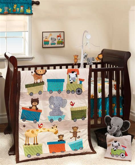 train bedding set railroad train baby boy crib nursery bedding set wellbx