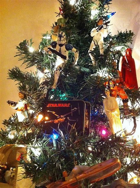 1000 images about star wars themed christmas trees on