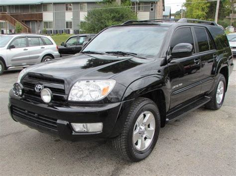 Toyota 4runner For Sale In Knoxville Tn Toyota 4runner For Sale In Knoxville Tn Carsforsale