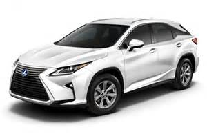 suv new cars ireland lexus rx cbg ie