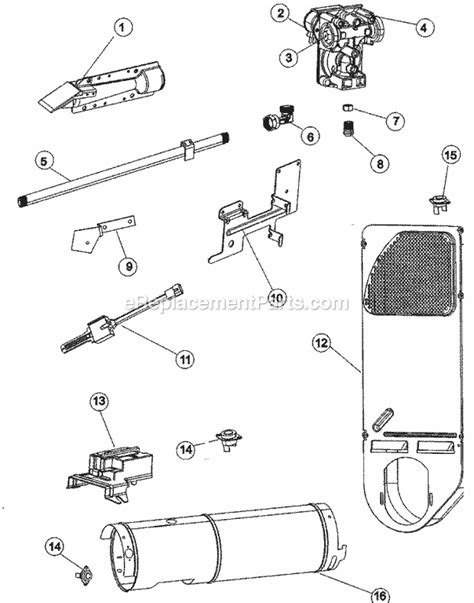 admiral ade7000ayw parts list and diagram ereplacementparts