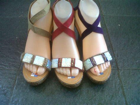 Sandal Wanita Wedges Sdw218 C diamon wedges dari nojabebeshop di sepatu wanita lainnya