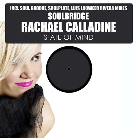 State Of Records Essential 187 Soulbridge Rachael Calladine State Of Mind Hsr Records