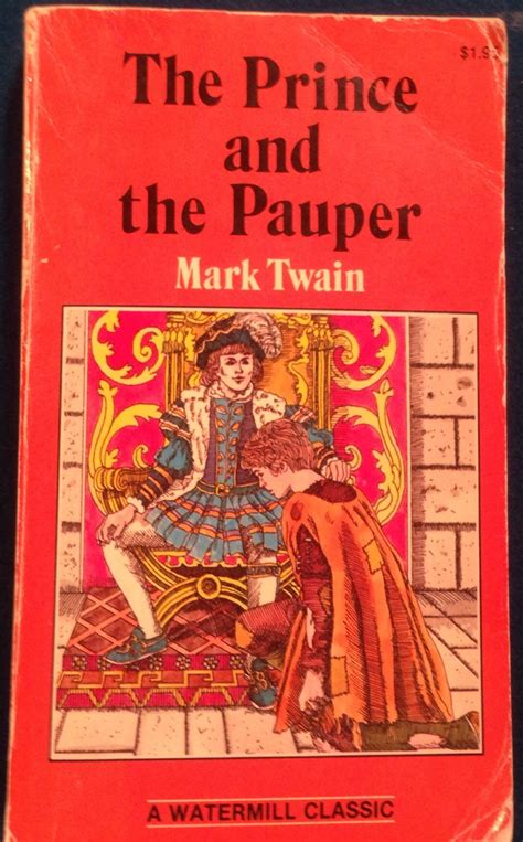 the prince picture book vintage book the prince and the pauper by