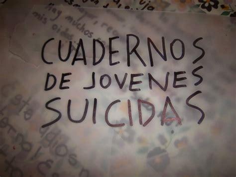 imagenes suicidas dibujos cuadernos de j 243 venes suicidas sobre gustos ac 225 hay