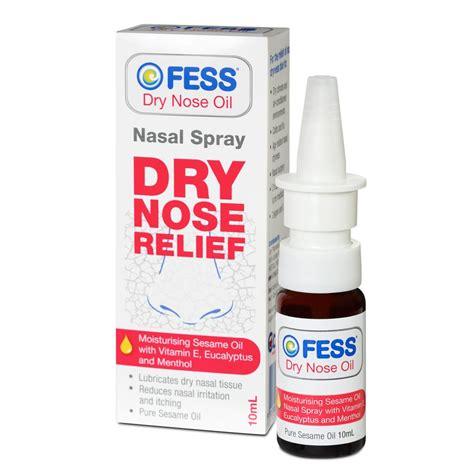 Nasalin Spray buy nose nasal spray 10 ml by fess priceline