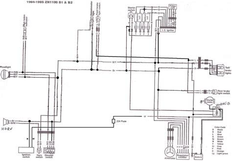 kawasaki zxr 400 wiring diagram kawasaki just another
