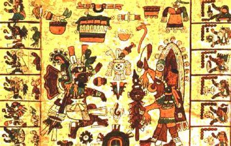 imagenes de jeroglíficos olmecas pintura azteca aztecas
