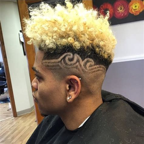 blonde haircuts for black guys black guys with blonde hair how to get and apply atoz