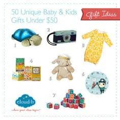 awesome gifts for 50 dollars unique gifts for babies on sock moose and baby gown
