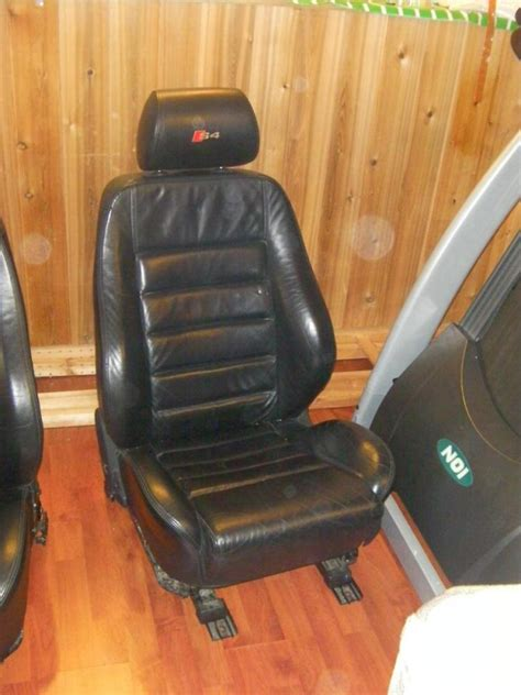 Black Leather For Sale by For Sale B5 Audi S4 Black Leather Seats For Sale Audi
