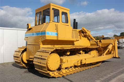Dresser Heavy Equipment by Dresser Td20 Lgp 1992 Dozer Dijk Heavy Equipment