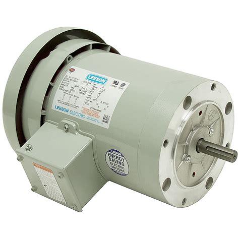 Ac Hp 1 hp 1725 rpm 460 volt ac 3ph irrigation drive motor 3