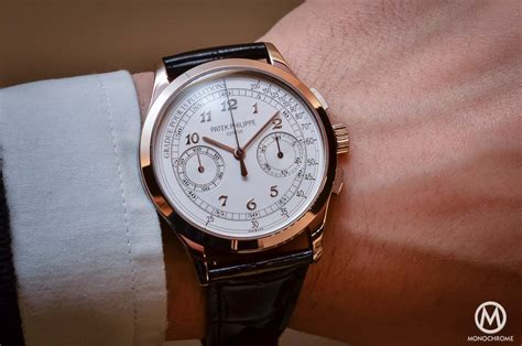 Patek Phillip why the patek philippe 5170g chronograph is such a cool