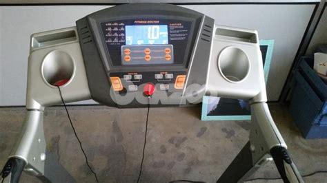 tapis de  fitness doctor  trail occasion  vendre