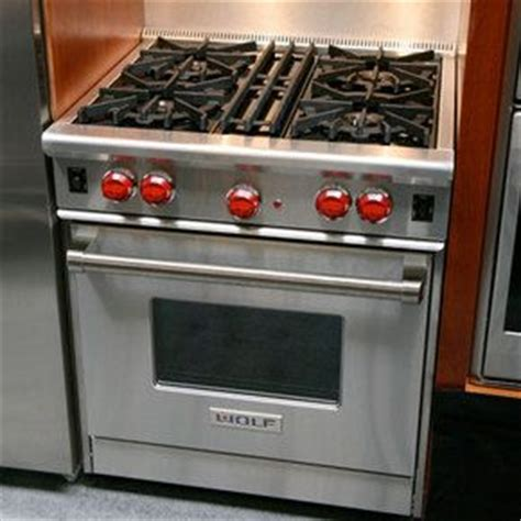wolf gas cooktop 30 wolf 30 quot gas range stove beautiful and wolves
