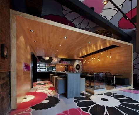 Bistro Interior Design by Cozy Bistro Interior Combining Japanese Tradition And Modern Kinoya Japanese Bistro Home