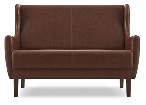 hanka sofa 2 sitzer braun g 252 nstig kaufen m 246 bel