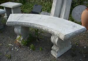Concrete Patio Table And Benches Garden Tables And Benches Concrete Decorative Bench Portland Garden Decor