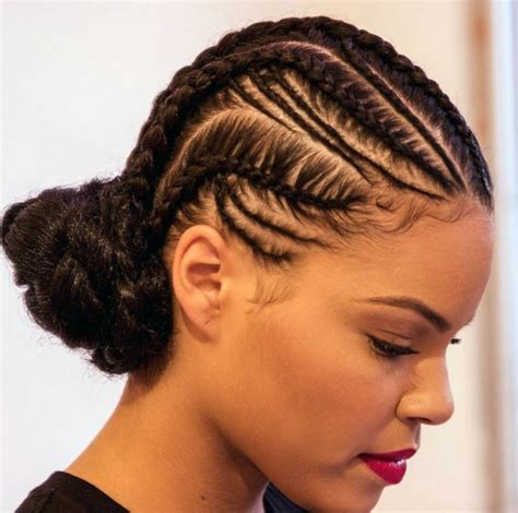 hair desings with plated hair the 10 most beautiful cornrows braids hairstyles