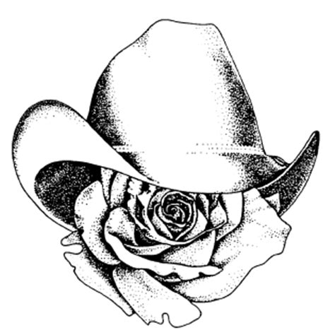 cowboy hat pictures clipart best