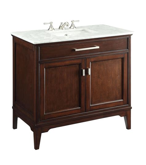 36 In Vanities by Theron 36 Inch Vanity Gd 6602 36
