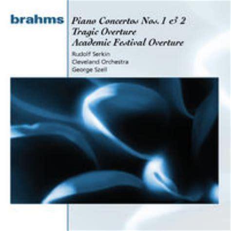 best piano concertos piano concertos nos 1 2 overtures serkin p szell