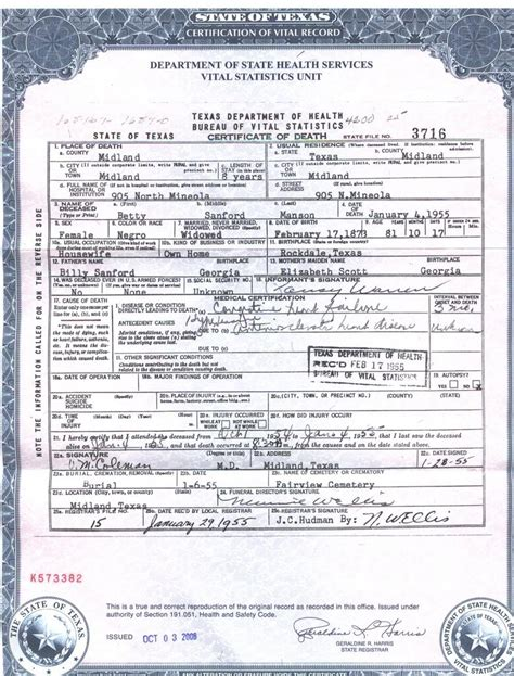 Minnesota Birth Records Index The Gallery For Gt Elvis Certificate