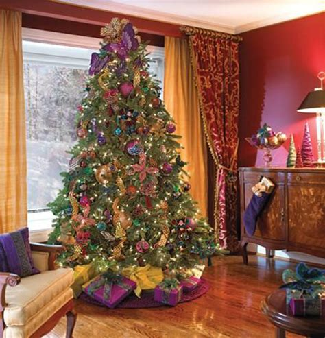 christmas tree home decorating ideas 30 christmas tree decoration ideas for 2011