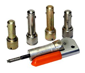 agbay barrel lock  key system gas
