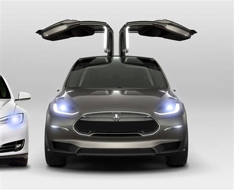 The Next Tesla Tesla Says Its Model X Suv Is Coming Next Month Maybe