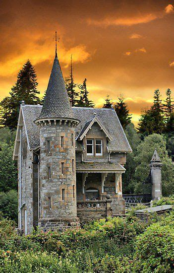 1000 ideas about scottish cottages on