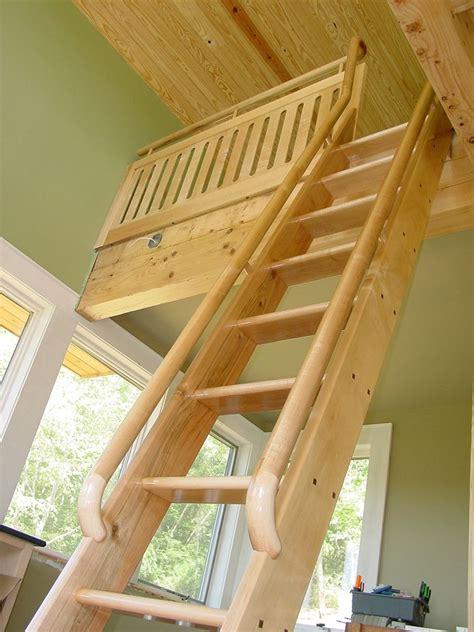 hand ship ladder railing alward woodworking