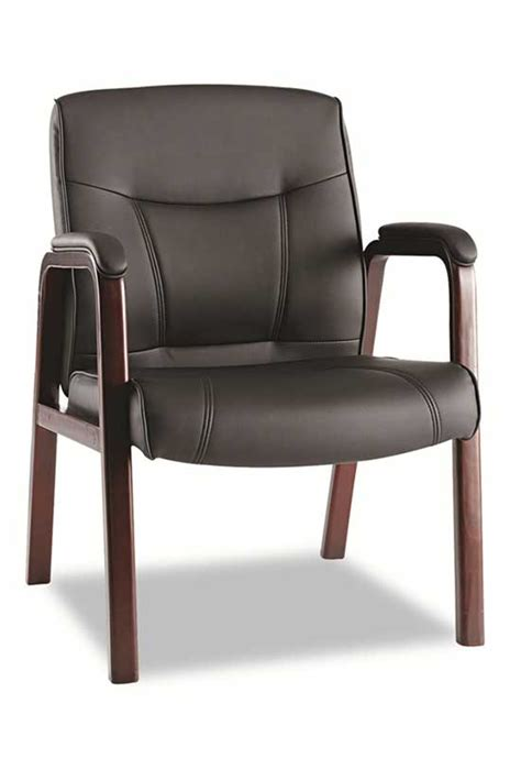 Office Furniture Guest Chairs Alera Leather Guest Chair 1 2276 4204979482 Officemakers