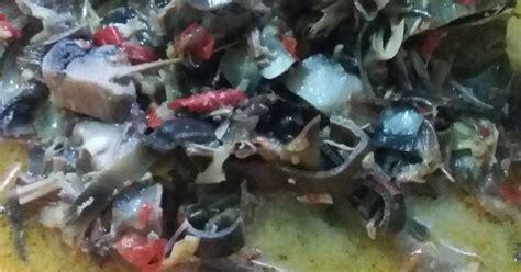 Minyak Kemiri Ratna resep pecak jantung pisang oleh septi ratna wardani cookpad