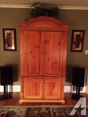 armoire entertainment centers broyhill tv armoire entertainment center for sale in watertown new york classified