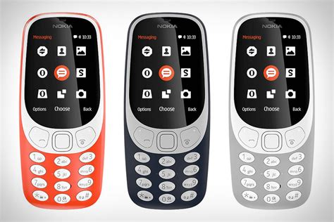 nokia 3310 cell phone nokia 3310 mobile phone uncrate