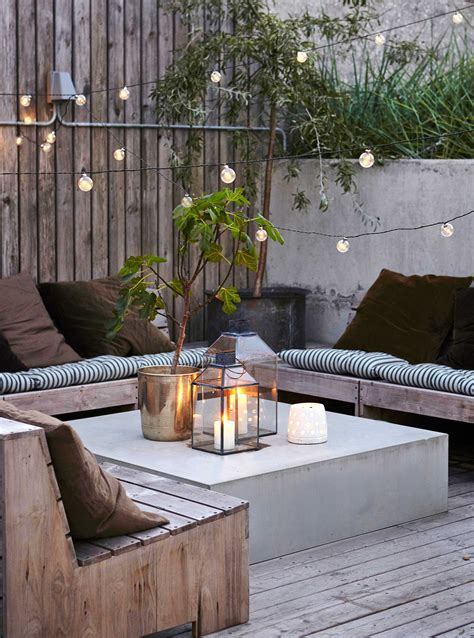Lounge Ecke Garten