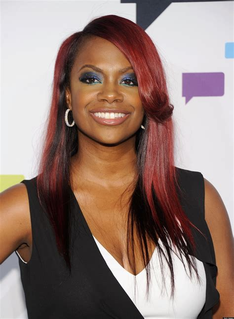 kandi burruss hairstyles 2015 kandi burruss addresses pre housewives haters making