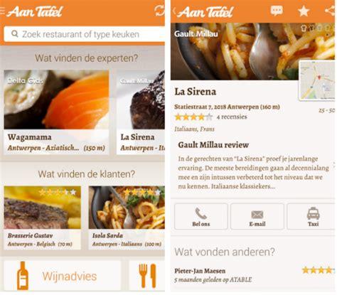 applis cuisine 5 applis pour trouver un restaurant avec smartphone