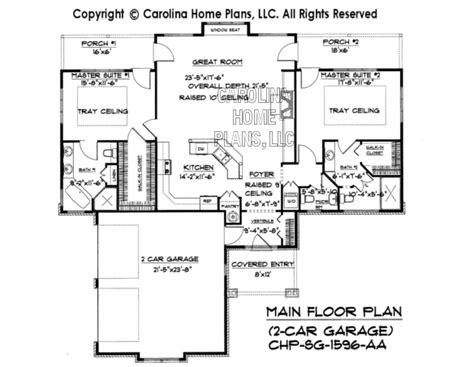 garage under house floor plans pdf file for chp sg 1596 aa affordable small home plan