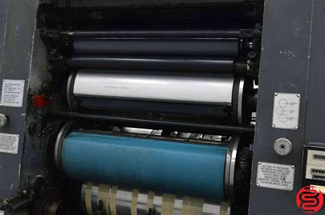 Roll Offset Gto 46 Tinta 51 heidelberg gto 46 single color offset press boggs equipment