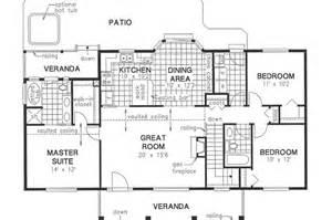 simple rectangular house plans simple 4 bedroom house plans 2 story simple floor plans