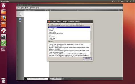 qt creator templates ubuntu touch qtcreator plugins and templates missing