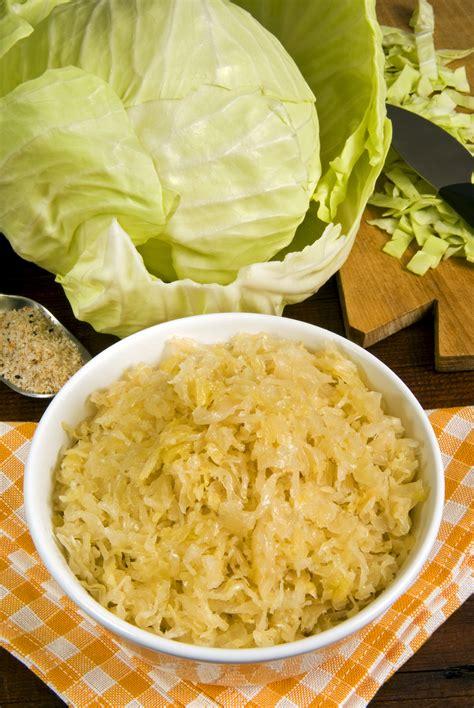 cucinare crauti in scatola crauti sale pepe