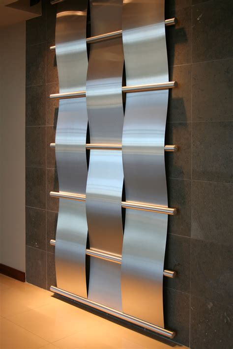 Metal Panels For Interior Walls by Metals Id 2775 Dejean 2010
