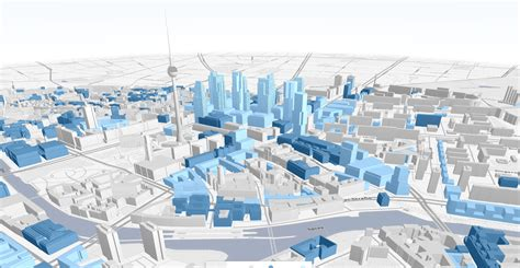 3d maps interactive 3d maps with osmbuildings